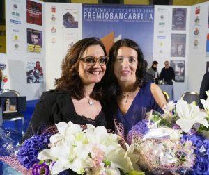 Premio Bancarella 2018 - Regine della serata le presentatrici Catena Fiorello e Monica Leoncini (foto Massimo Pasquali)