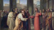 Chi teme il Signore abiterà nella sua tenda. Gesù, i farisei, gli scribi