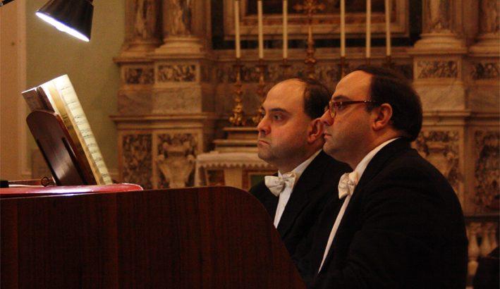 Il concerto in Duomo del Duo Organistico Maurelli