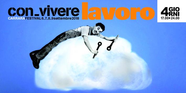 A Con-vivere Carrara Festival focus sul lavoro