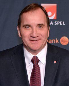 Il premier uscente, il socialdemocratico Stefan Löfven