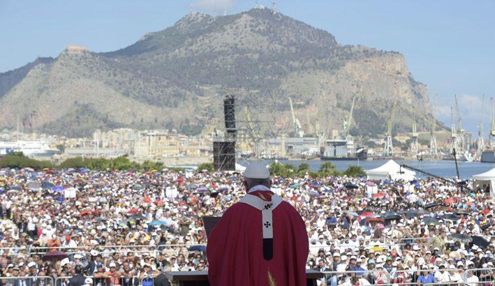 """Di nuovo il grido di un Papa ai mafiosi: """"Convertitevi!"""""""