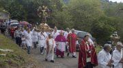 La festa dell'Esaltazione della Croce a Dobbiana