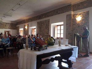 La celebrazione a Cerignano