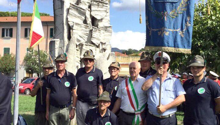 A Sarzana il 20° raduno degli Alpini della Lunigiana