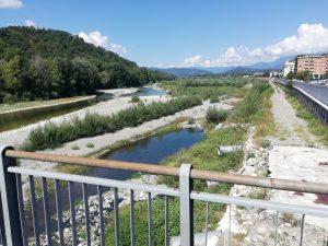 Un fiume della Lunigiana