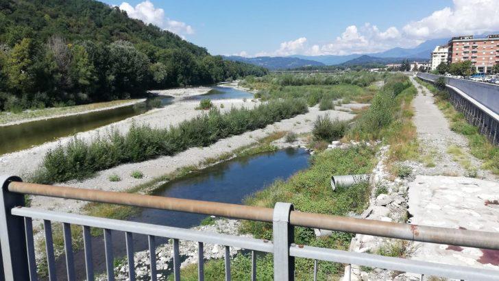 Lavori per liberare i letti dei fiumi lunigianesi
