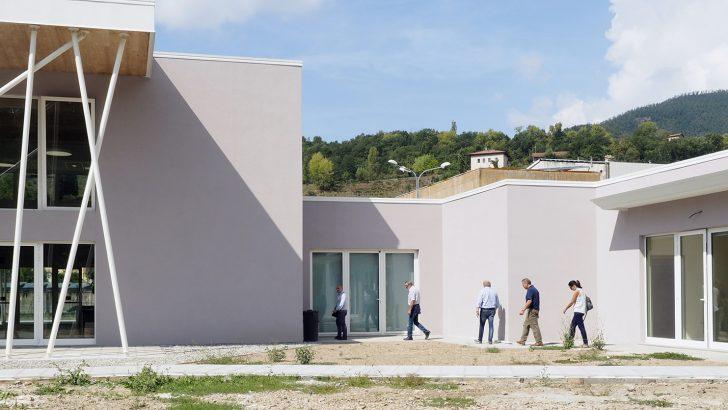 Inaugurazione dell'alberghiero di Bagnone