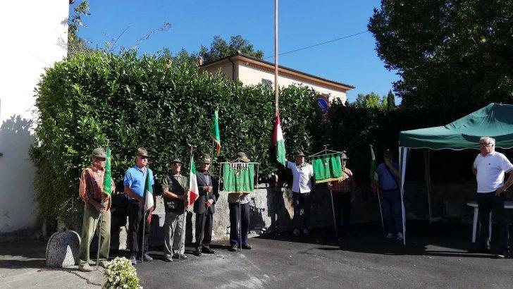 Mocrone: gli alpini hanno festeggiato San Maurizio