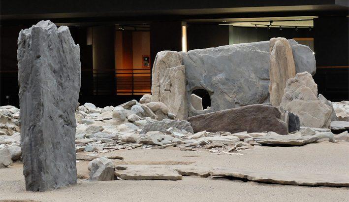 Ad Aosta un'area  archeologica unica ci aiuta a capire anche le nostre Statue Stele