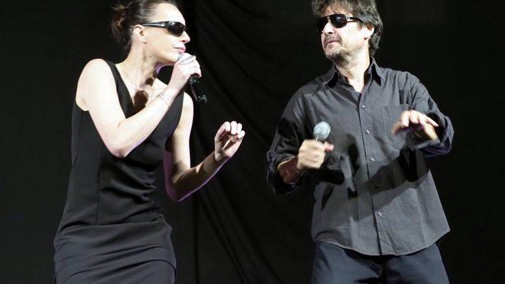 Spettacolo di Cristina Sarti a Virgoletta su Gaber e Jannacci