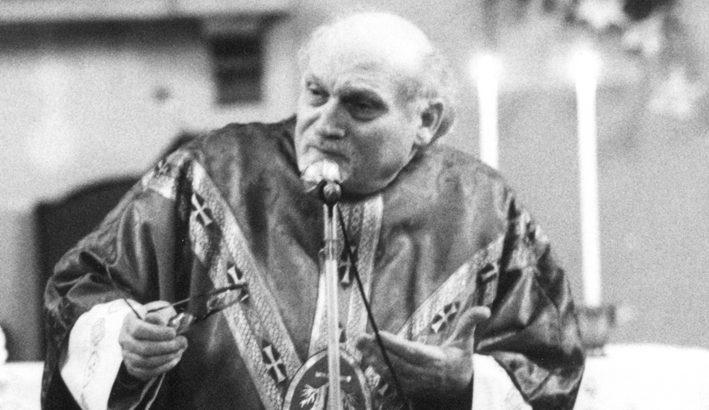 Padre Aldo Bergamaschi, un Cappuccino scomodo
