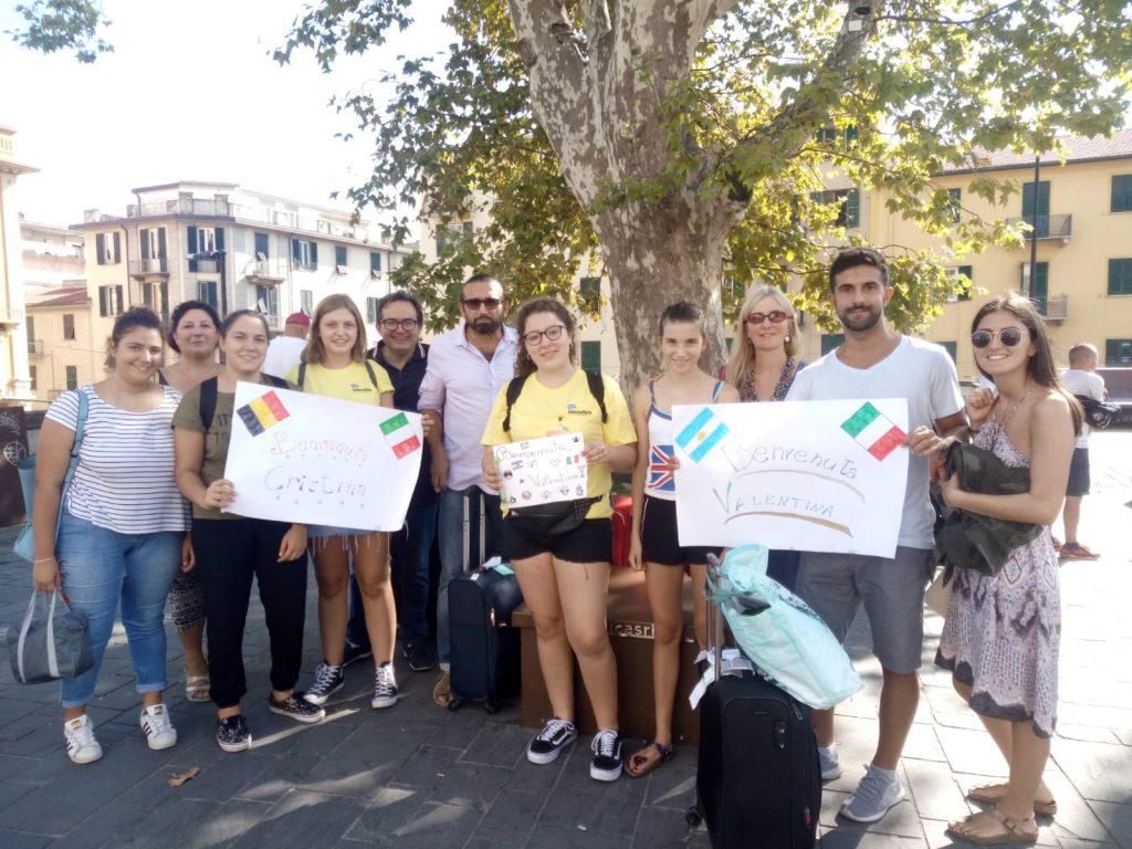 studenti estero lunigianesi