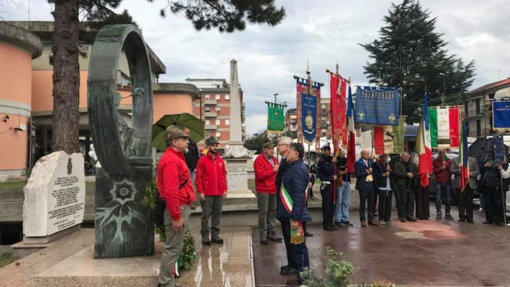 Aulla: commemorazione a cento anni dal termine della 1a Guerra Mondiale