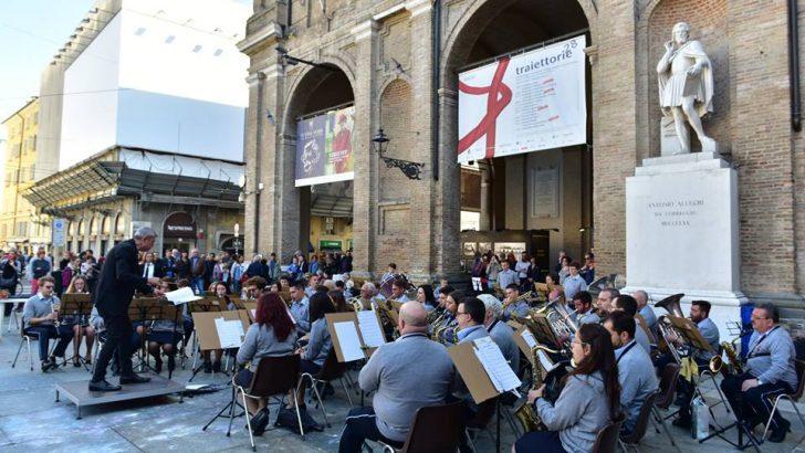"""La Musica Cittadina di Pontremoli in onore del """"cigno di Busseto"""""""