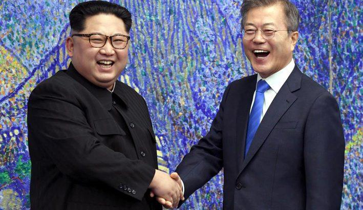 Il presidente della Corea del Sud dal Papa
