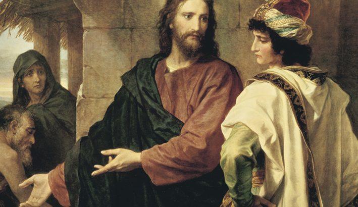Saziaci, Signore Gesù, con il tuo amore: gioiremo per sempre