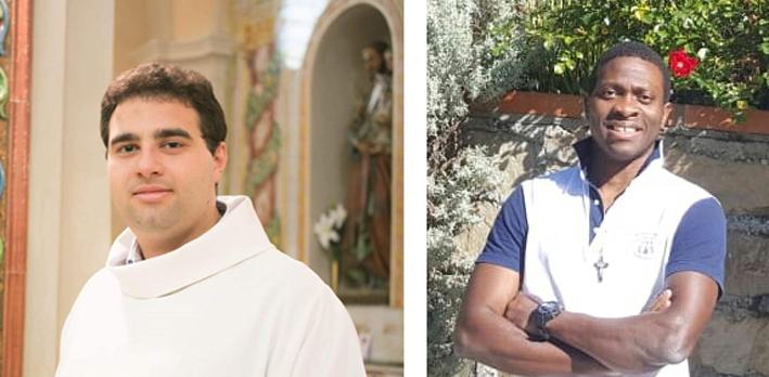 Venerdì 19 ottobre il ministero del Lettorato a Luca Signanini e Jules Ganlaky