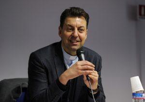 Don Adriano Bianchi, presidente della Federazione Italiana Settimanali Cattolici