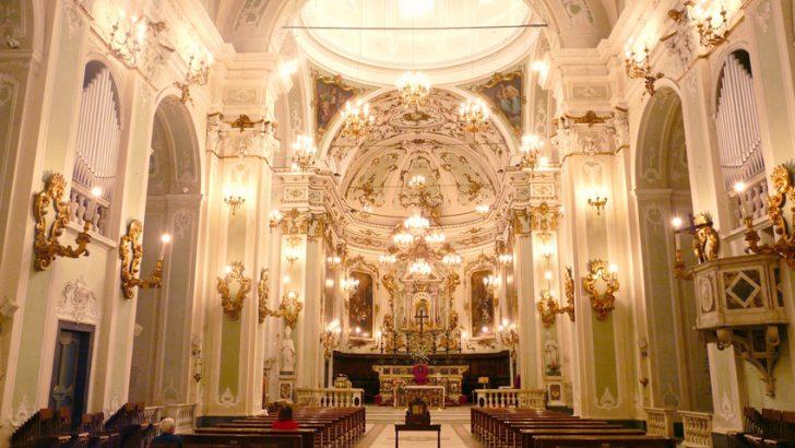 Nel 1988 i primi passi della nuova diocesi di Massa Carrara – Pontremoli