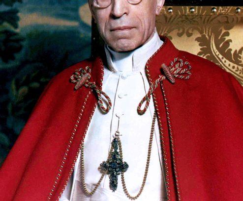 Pio XII negli anni terribili dello sterminio antisemita