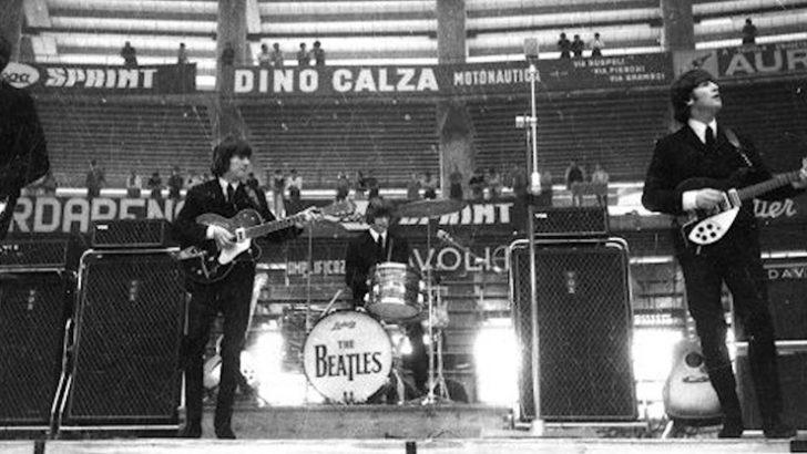 Quelle giornate genovesi dei Beatles