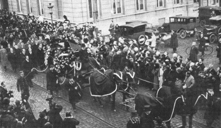 I tre funerali di Giacomo Puccini