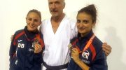 Karate: medaglia d'argento per Elisa Sarti