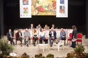 Il palco del Bancarella Cucina (foto Walter Massari)