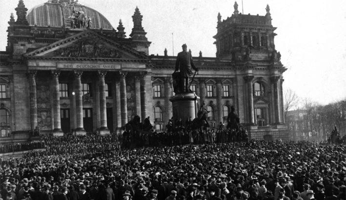 Weimar:  il buon governo democratico dalle fragili basi