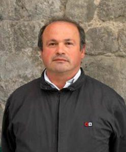 L'assessore ai lavori pubblici di Pontremoli, Gianmarco Corchia
