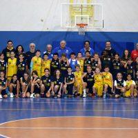 """""""Camminare insieme"""" progetto per avvicinare i giovani al  minibasket"""
