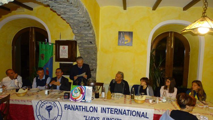 L'incontro tra Panathlon e Polisportiva Pontremolese