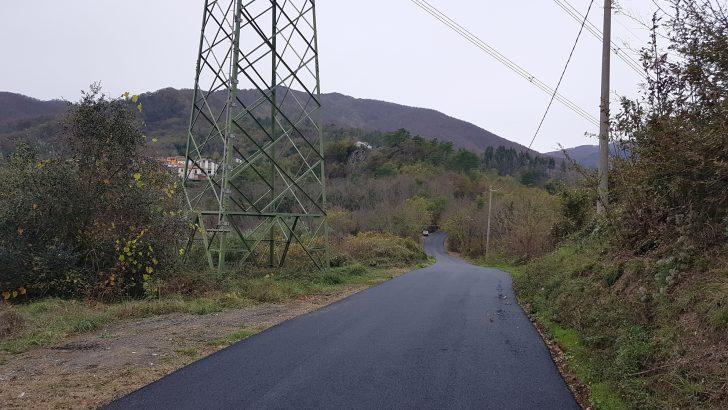 Tresana: importanti interventi Enel in località Popetto