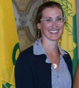 Francesca Ferrari, la presidente provinciale di Coldiretti