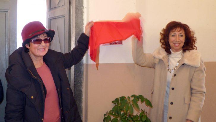 Intitolato a Claudio Giumelli il centro di restauro inaugurato nel Seminario di Pontremoli