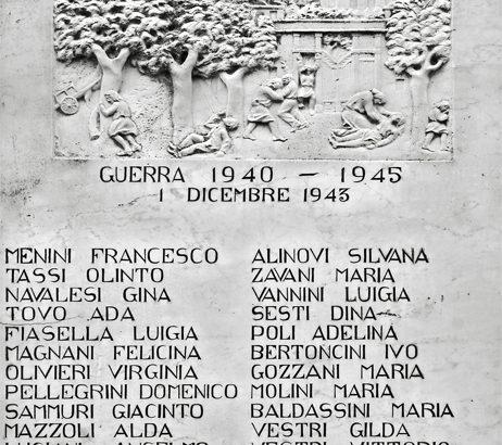 Le bombe sulla Filanda di Aulla 75 anni fa