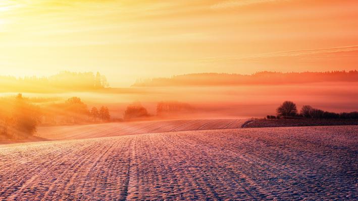 Dicembre ha esordito con il sole