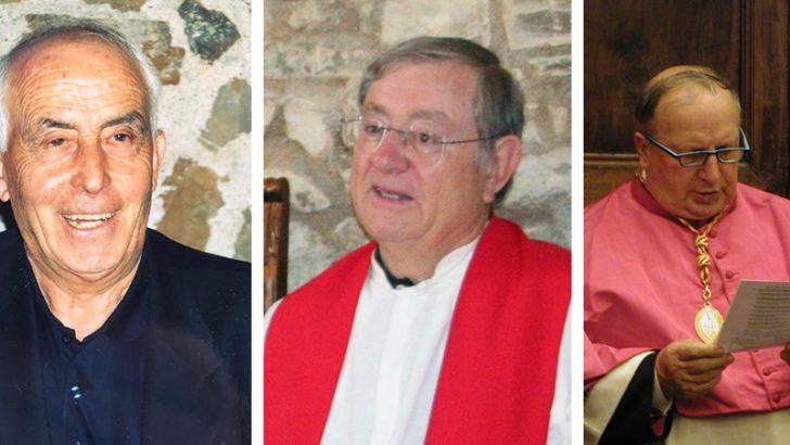 Don Sergio, don Aldo e don Tonino: il ritorno alla Casa delPadre