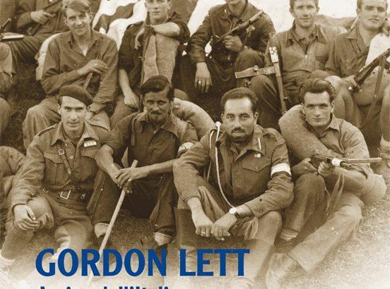 Un libro sul maggiore Gordon Lett, amico dell'Italia