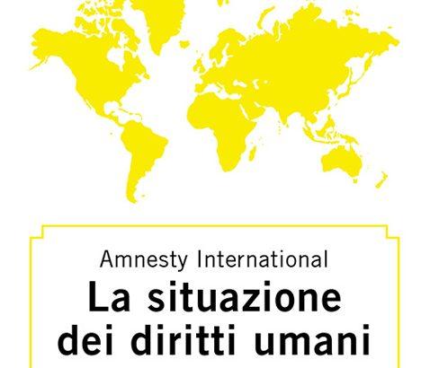 Rapporto Amnesty sui diritti umani
