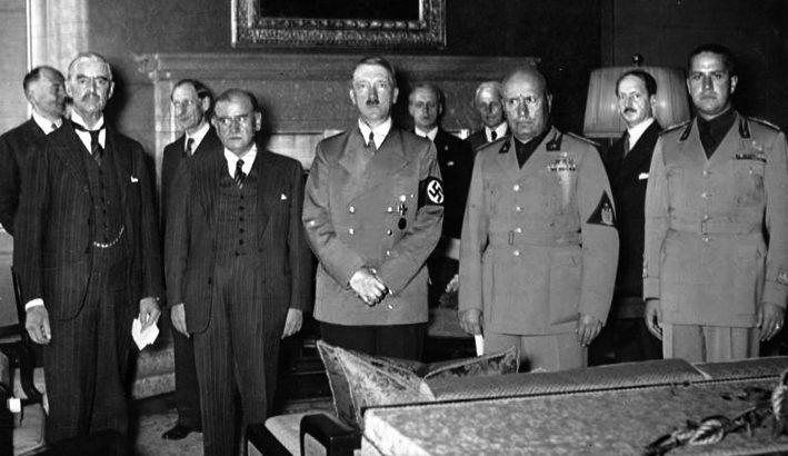La cecità colpevole di fronte ai nuovi dittatori e alla guerra imminente