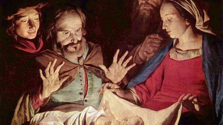 """Non nella esteriorità ma in quel """"piccolo Salvatore"""" si trova il seme del Natale"""