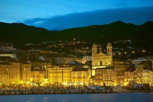 Panorama di Bastia