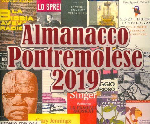 Dedicato ai Premi Bancarella l' Almanacco Pontremolese