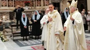 Il Vescovo ha ordinato sacerdote Sergio Sessa