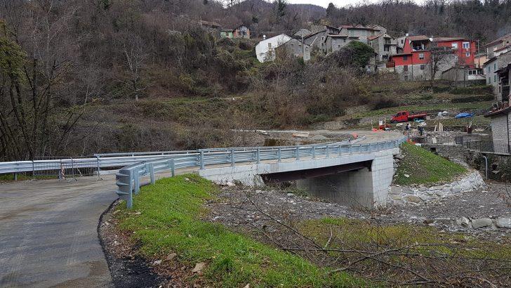 Pontremoli: ristabilita la viabilità nell'Alta Valle del Verde