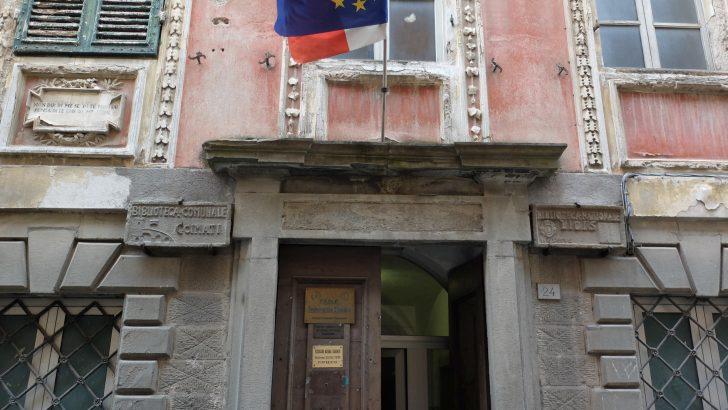 """Pontremoli: la biblioteca """"Cimati"""" tornerà in Piazza"""
