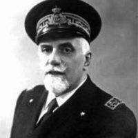 Ubaldo Diciotti, ufficiale di Marina toscano comandante di porti