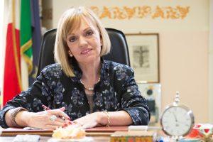 La Dirigente dell'Ufficio scolastico provinciale dott.ssa Donatella Buonriposi